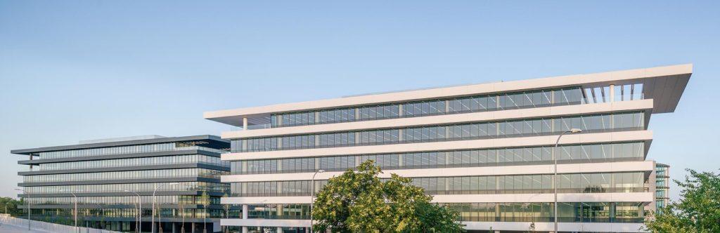 La nueva sede de ING en Madrid lleva el doble acristalamiento aislante y sostenible de Tvitec